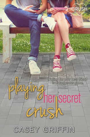 {Review} Playing her Secret Crush by Casey Griffin @CGriffinAuthor