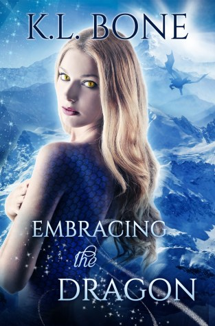 {Excerpt+Giveaway} Embracing the Dragon by K.L. Bone