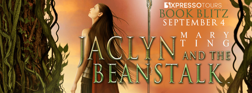{Excerpt+Release Day Giveaway} Jaclyn and the Beanstalk by Mary Ting