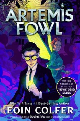 {Recipes+Giveaway} #ArtemisFowl Series by Eoin Colfer