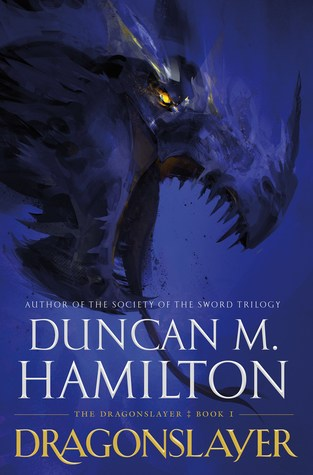 {Review+Giveaway} Dragonslayer by Duncan M. Hamilton