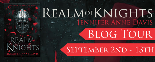 {ARC Review+Giveaway} Realm of Knights by Jennifer Anne Davis