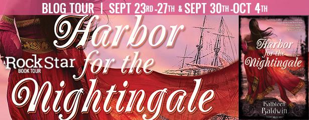 {Review+Giveaway} Harbor For the Nightingale by Kathleen Baldwin @KatBaldwin