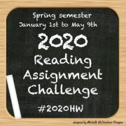 2020 Reading Assignment Challenge