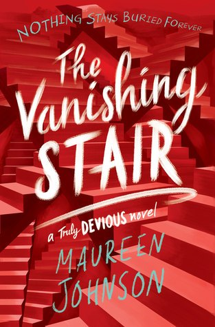 {Review+Giveaway} The Hand on the Wall by @MaureenJohnson @EpicReads