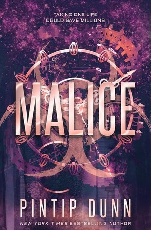 {Review+Giveaway} Malice by Pintip Dunn