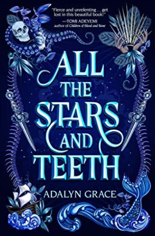 {Review+Giveaway} #AllTheStarsAndTeeth by Adalyn Grace