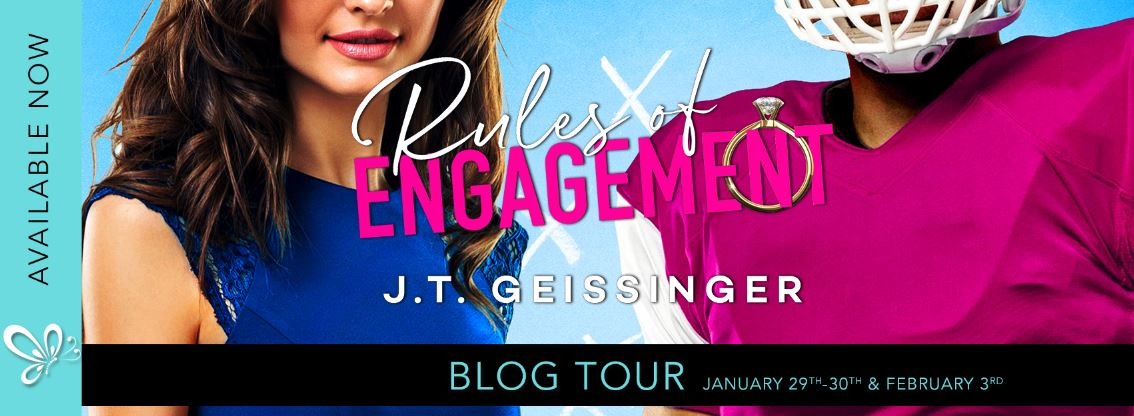 {Review+Excerpt} Rules of Engagement by J.T. Geissinger