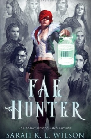 {Review+Giveaway} Fae Hunter by Sarah K.L. Wilson