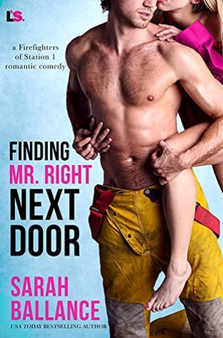 {Review+Giveaway} Finding Mr. Right Next Door by @SarahBallance @entangledpub