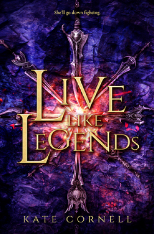 {Review+Giveaway} Live Like Legends by @KateCornell @EntangledTeen
