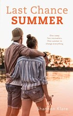 {ARC Review+Giveaway} Last Chance Summer by Shannon Klare