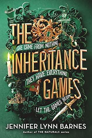 The Inheritance Games (The Inheritance Games, #1)