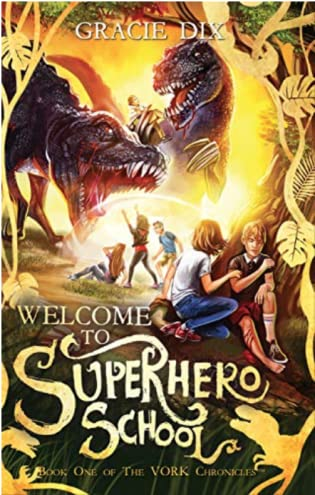 Welcome To Superhero School