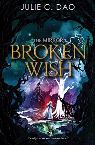 {Review+Giveaway} Broken Wish by Julie C. Dao @jules_writes @DisneyBooks @LetsTalkYA