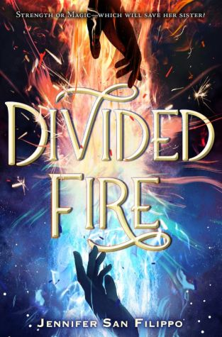 {ARC Review} Divided Fire by Jennifer San Filippo