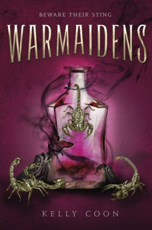 {Review+Giveaway} Warmaidens by @KellyCoon106 @DelacortePress