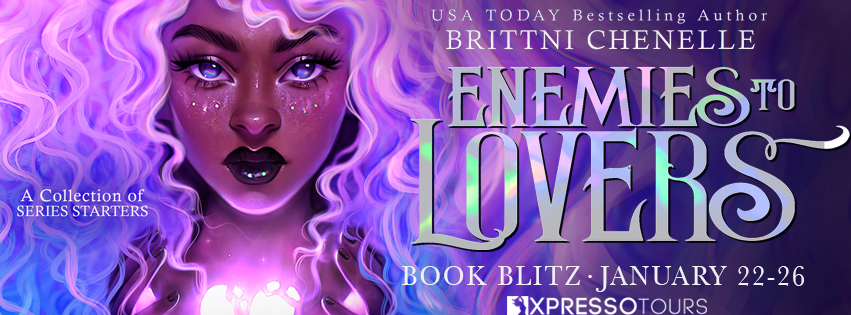 {Giveaway}Enemies To Lovers: Series Starters Set by Brittni Chenelle