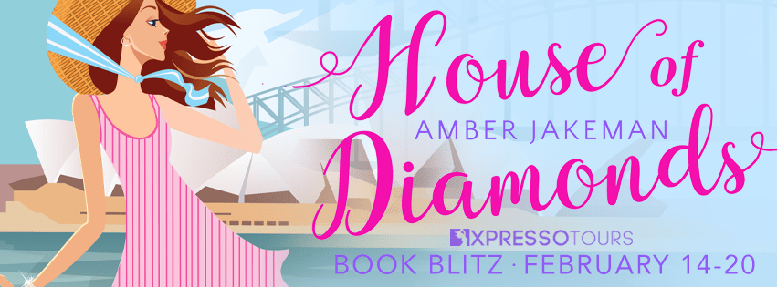 {Excerpt+Giveaway} House of Diamonds by Amber Jakeman