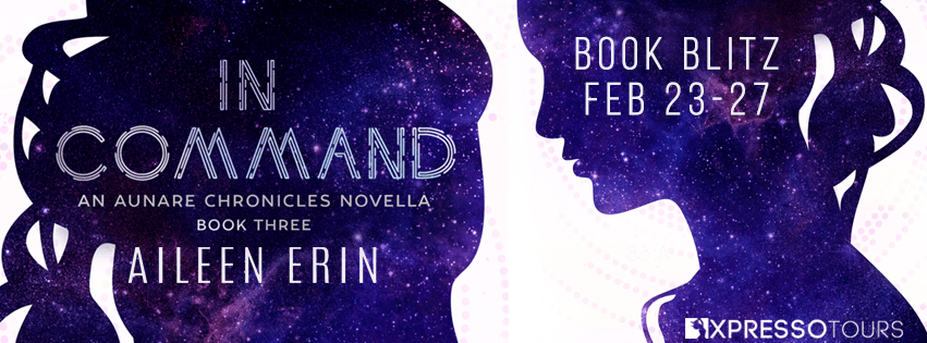 {Excerpt+Giveaway} In Command by Aileen Erin