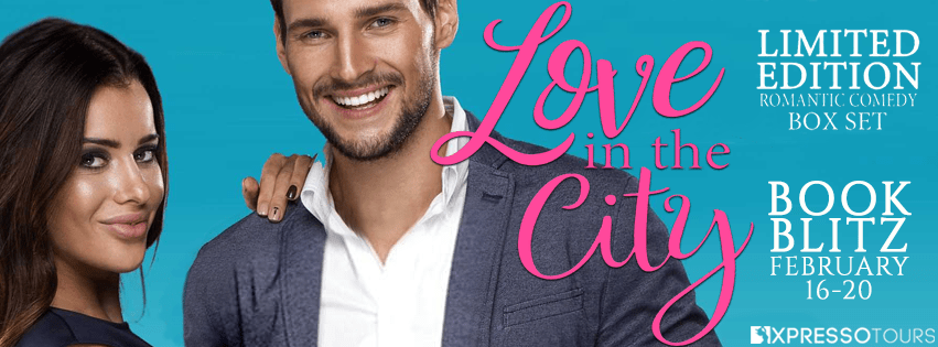 {Excerpt+Giveaway} Love in the City: Limited Edition Romantic Comedy Box Set