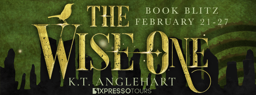 {Excerpt+Giveaway} The Wise One by K.T. Anglehart
