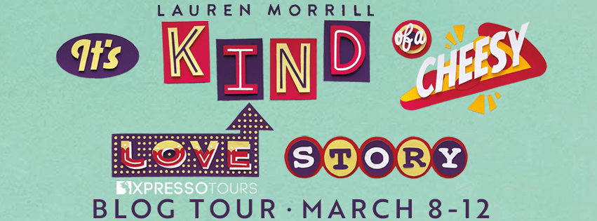 {Review+Giveaway} It's Kind of a Cheesy Love Story by Lauren Morrill
