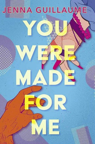 {Guest Post+Giveaway} YOU WERE MADE FOR ME by Jenna Guillaume