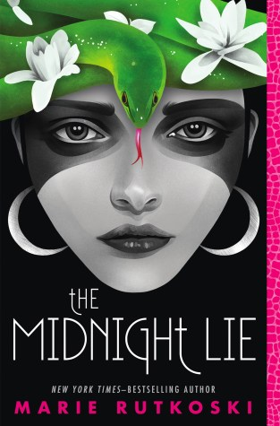 {Giveaway} The Midnight Lie by Marie Rutkoski