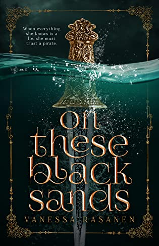 On These Black Sands (Aisling Sea, #1)