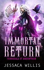 {Review} Immortal Return by Jessaca Willis