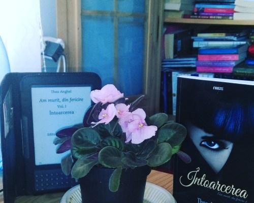 Recenzie: Am murit, din fericire (#1), Theo Anghel
