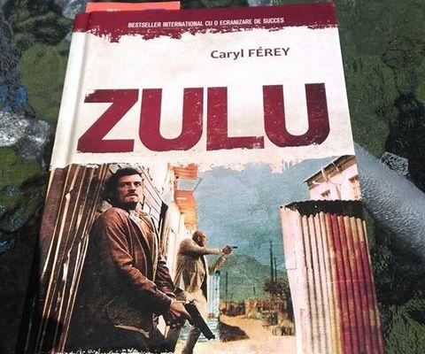 Zulu, Caryl Férey, Editura ALL