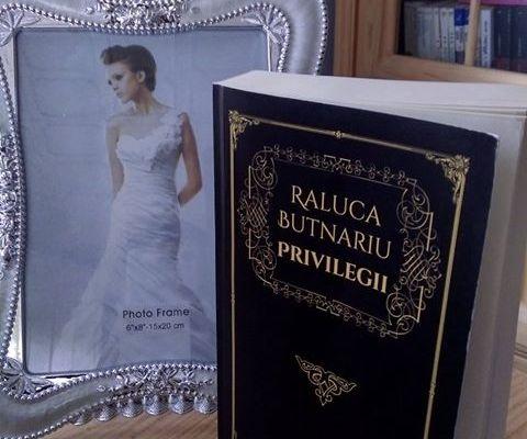 Simte cărțile: Privilegii, Raluca Butnariu