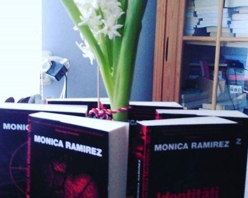Seria Alina Marinescu, Monica Ramirez (Prima parte) – Librex
