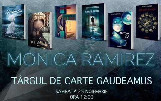 Monica Ramirez la Gaudeamus