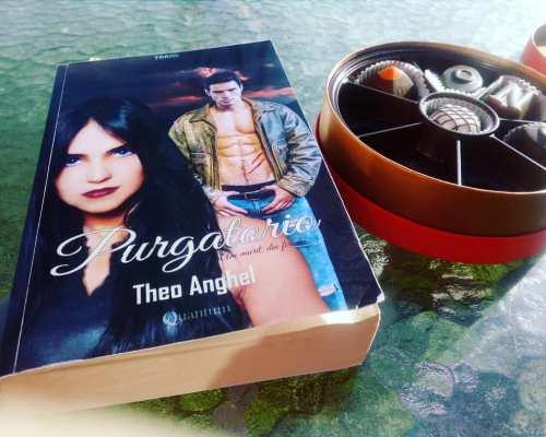 Purgatorio, Theo Anghel – Quantum Publishers