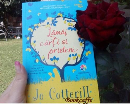 Lămâi, cărți și prieteni, Jo Cotterill – Recenzie