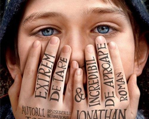 Extrem de tare, incredibil de aproape, Jonathan Safran Foer – Editura Humanitas Fiction (Colecția Raftul Denisei)