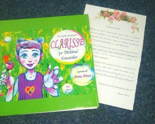 Aventurile domnișoarei Clarisse, o poveste de Anna Noua
