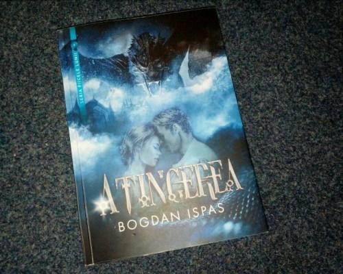 Atingerea, Bogdan Ispas (Libris Editorial) – Recenzie