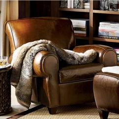 Pottery Barn Club Chair Office Steel Base With Wheels Reading Rooms, Corners And Nooks | Book Chatter