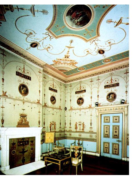 18th Century English Domestic Architecture Robert Adam