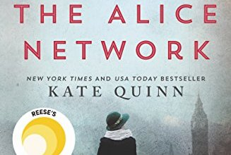 Book Review -The Alice Network by Kate Quinn -