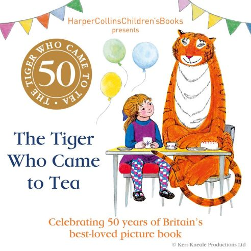 Tiger Tea Party