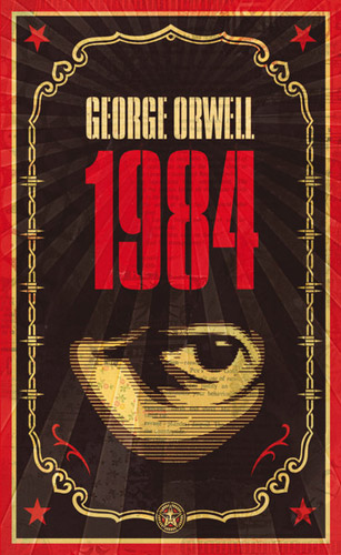 Image result for 1984 book cover