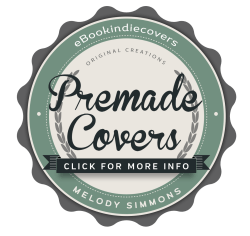 Badge premade covers