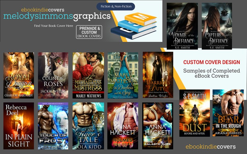Custom Cover Design Ebookindiecovers
