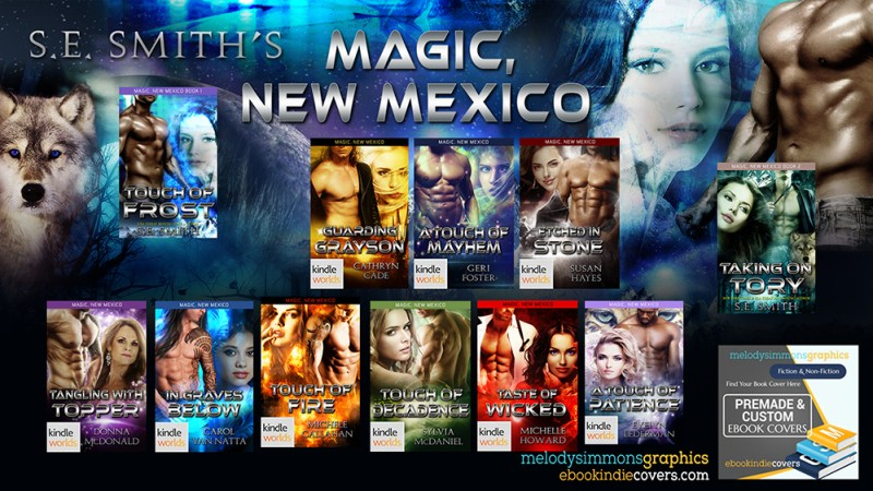 Magic New Mexico Kindle Worlds Series s