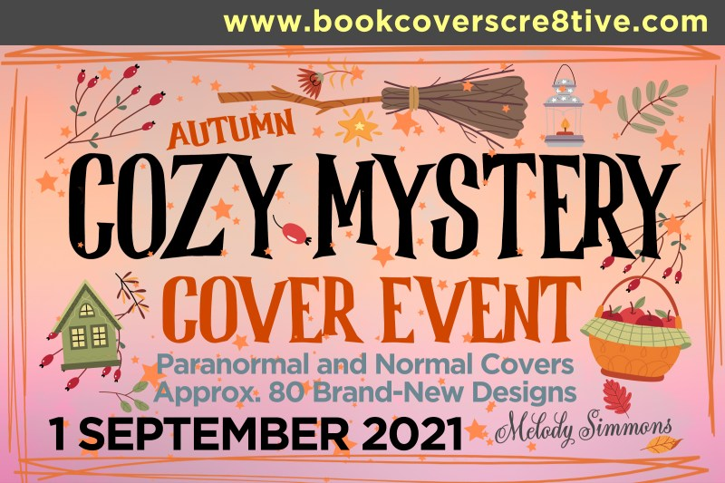 Cozy Mystery Premade Cover Event
